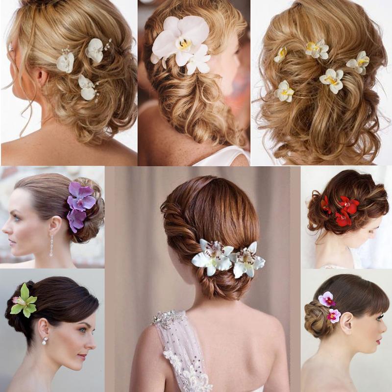Декоративные изделия для волос на свадьбу