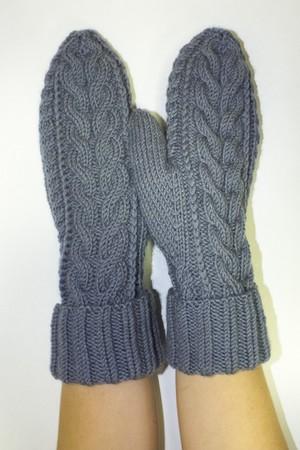варежки с косами как связать узоры на рукавицах спицами выбор