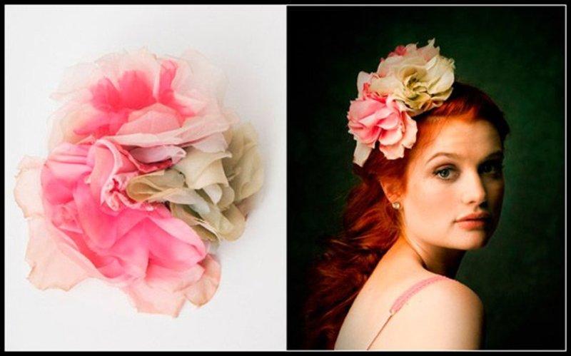 srednie_veka_byli_populyarnym Цветы из подручных материалов своими руками – фото, мастер-класс