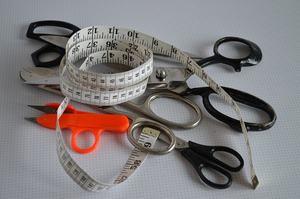 Инструменты для изготовления наряда