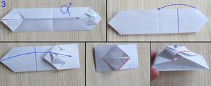 bumazhnyy_tank Как сделать танк из картона своими руками
