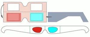 sdelat_3d_ochki_domashnih Как сделать 3D-очки в домашних условиях 🚩 3d очки сделать своими руками 🚩 Hand-made