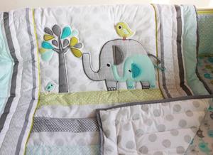 Пошив постельного белья в кроватку