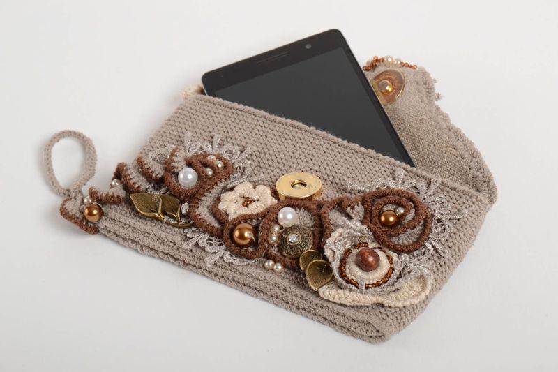 Декоративное оформление чехла для телефона своими руками