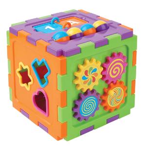Описание игрушки куба